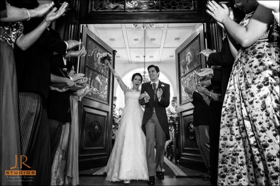 Casamento Adriana + Henrique | Igreja São Jose | Mansão Cidade Jardim
